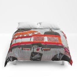 Fruit Palace Comforters