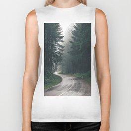 Forest Road Biker Tank