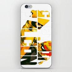 Captain Falcon iPhone & iPod Skin