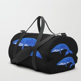 Whale Duffle Bag