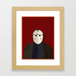 Jason Framed Art Print