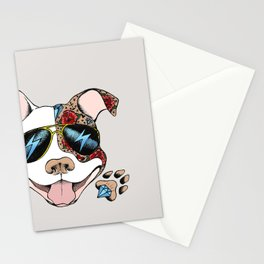 Pits & Giggles Stationery Cards
