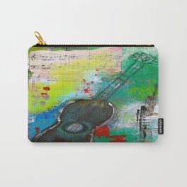 Strum a Song Carry-All Pouch