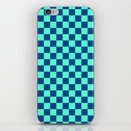 Checkered Pattern VI iPhone Skin