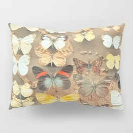 The Butterfly Collection I Pillow Sham