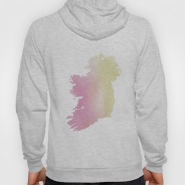 Ireland Watercolour Hoody