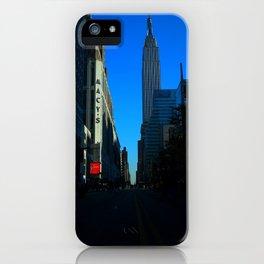 Gotham City iPhone Case