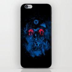 Biohazard iPhone & iPod Skin