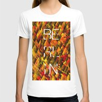 camo T-shirts featuring CAMO BERLIN by Chrisb Marquez
