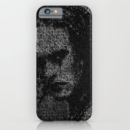 Eric Draven: The Crow iPhone Case