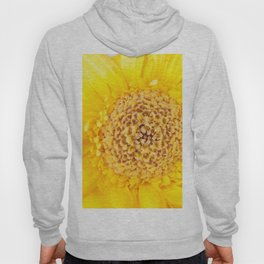 Sunny Summer Love - Yellow Gerbera #1 #decor #art #society6 Hoody