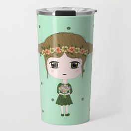 Taurus Girl Travel Mug