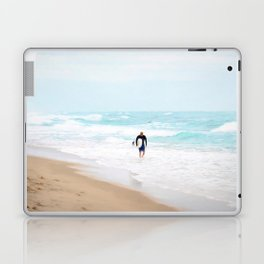 Surfer Defeat Laptop & iPad Skin
