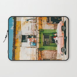 Summer in Cuba Laptop Sleeve