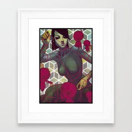 The Fates #2 Framed Art Print
