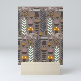 Autumn vibes Mini Art Print