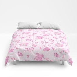 Sweet Yandere (Pink) Comforters