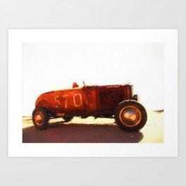 "1932 Roaster 16,5"" x 11,8"" Art Print"