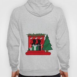 santa's will come Hoody