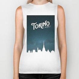 Torino by Night - Poster Biker Tank