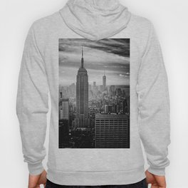 Empire State Building, New York City Hoody