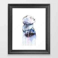 Interlude II Framed Art Print