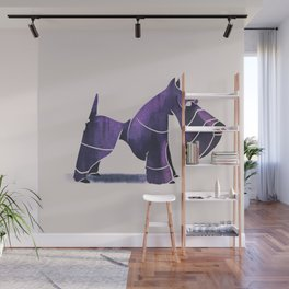Scottish Terrier Wall Mural