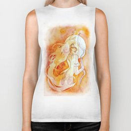 Goddess of Sagittarius - A Fire Element Biker Tank