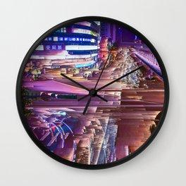 Pleasant Rain Wall Clock