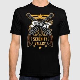 Browncoats gun v2 T-shirt
