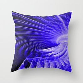 Deep Waters Throw Pillow