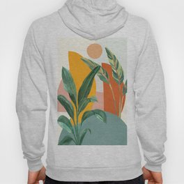 Leaf Design 03 Hoody