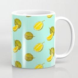 Durian II - Singapore Tropical Fruits Series Coffee Mug
