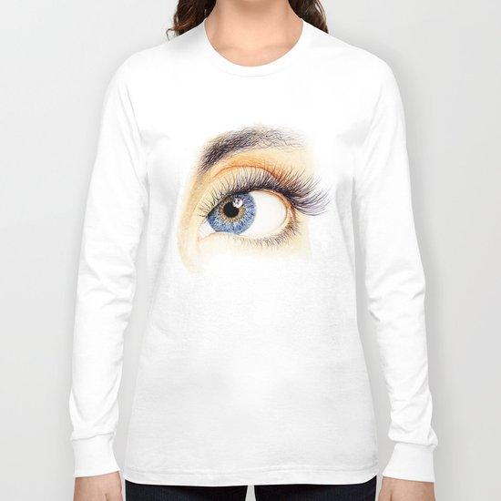 An eye Long Sleeve T-shirt