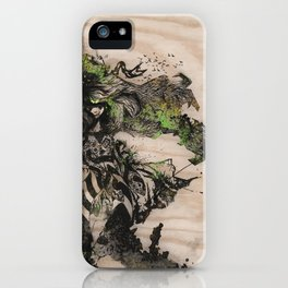 Three of A Perfect Pair iPhone Case