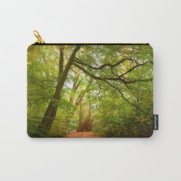 Path in the forest Nature Carry-All Pouch