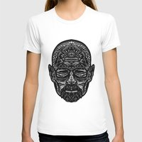 walter white T-shirts featuring Walter White by Jamie Bryan