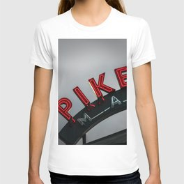 Pike Place Morning T-shirt