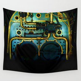 Industrial Victorian Wall Tapestry