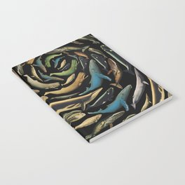 black whales Notebook