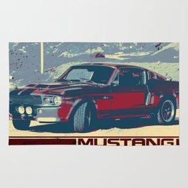 Eleanor Mustang Classic Rug