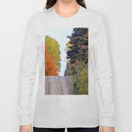 Rural Roller-coaster Long Sleeve T-shirt