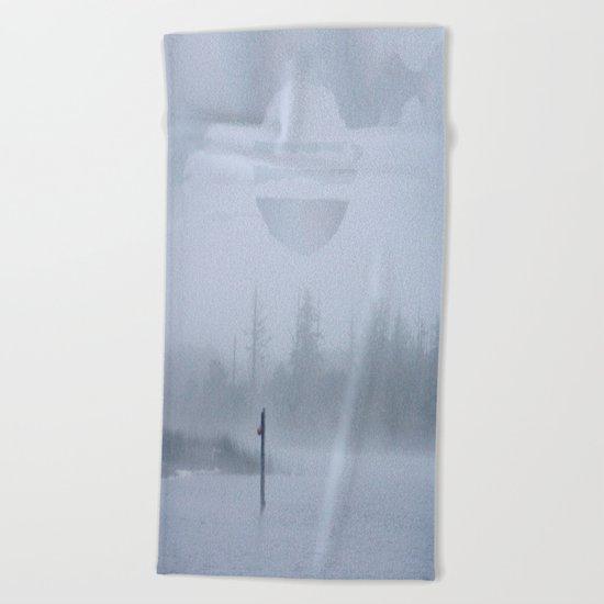 Waterline Beach Towel
