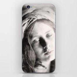 La gloriosa donna della mia mente iPhone Skin