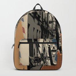 Parma -vintage post card Backpack