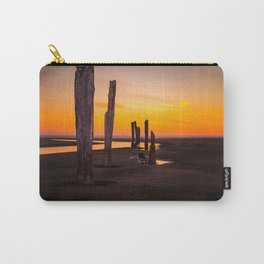 Pacific Beach Sunset Carry-All Pouch