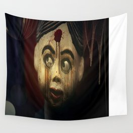 Possibly Possessed Wall Tapestry
