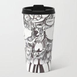 Universo Interior Metal Travel Mug