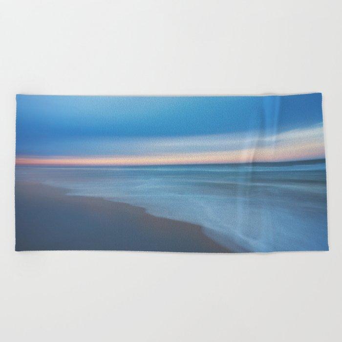 Painted Beach 2 Beach Towel