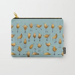 Naughty Birds and a Potato Carry-All Pouch